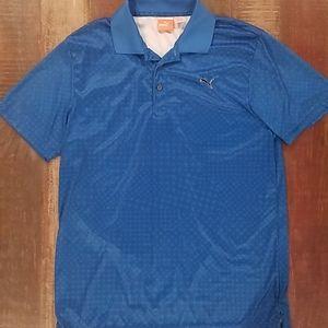 Puma Men's Golf Polo Shirt
